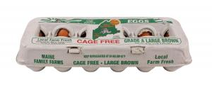 Maine Family Farm Cage Free Eggs