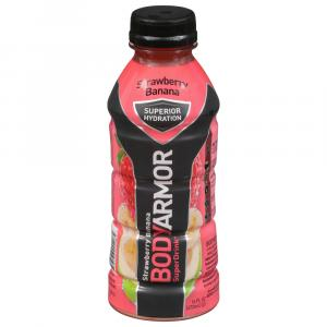 BodyArmor SuperDrink Strawberry Banana