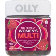 Olly Women's Multivitamin Blissful Berry Gummies