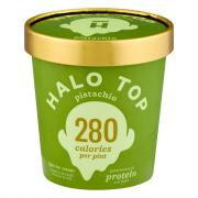 Halo Top Pistachio Ice Cream