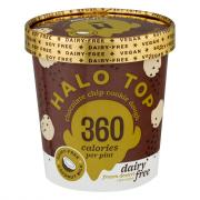 Halo Top Chocolate Chip Cookie Dough Dairy Free
