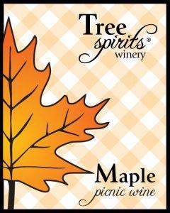 Tree Spirits Maple Picnic Wine