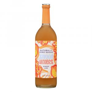 Swoon Mixers Naturally Zero Sugar Ginger Lime