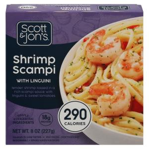Scott & Jon's Shrimp Scampi Bowl