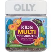 Olly Kid's Multivitamin & Probiotics Berry Punch