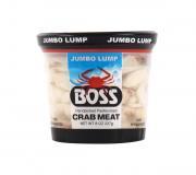 Boss Jumbo Lump Crab Meat