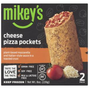 Mikey's Cheese Pizza Pockets