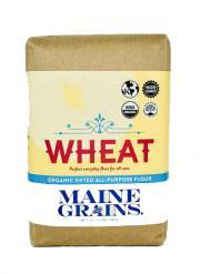 Maine Grains Organic Wheat All-Purpose Flour