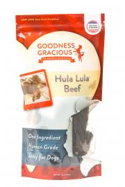Goodness Gracious Hula Lula Beef jerky