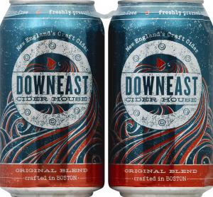 Downeast Unfiltered Craft Cider Original