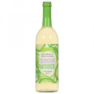 Swoon Mixers Naturally Zero Sugar Cucumber Mint