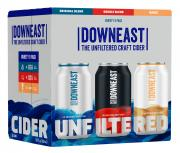 Downeast Unfiltered Craft Cider Seasonal