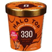 Halo Top Peanut Butter Cup Ice Cream