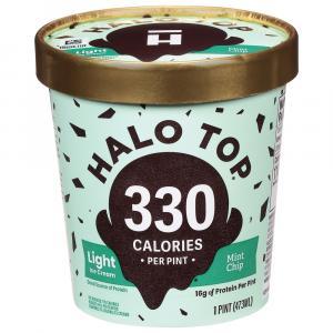 Halo Top Mint Chip Ice Cream