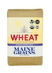 Maine Grains Organic Wheat Pastry Flour