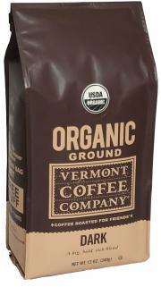 Vermont Coffee Company Organic Dark Ground