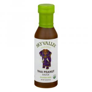 Sky Valley Thai Peanut Sauce Gluten Free Organic