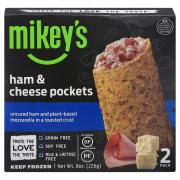Mikey's Ham & Cheese Pockets