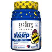 Zarabee's Natural Children's Sleep Gummy Mixed Fruit