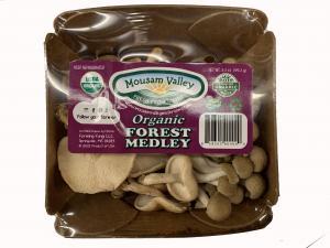 Mousam Valley Organic Forest Medley Mushrooms