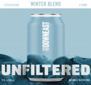 Downeast Unfiltered Craft Cider Seasonal Hopped Grapefruit