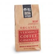 Vermont Coffee Company Whole Bean Organic Decaf Roast