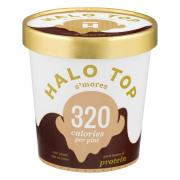 Halo Top Smores Ice Cream