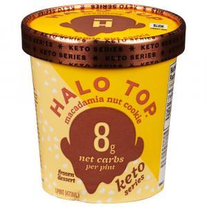 Halo Top White Chocolate Macadamia