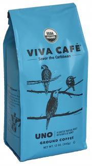 Viva Cafe Organic Uno Ground Coffee