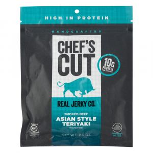 Chef's Cut Asian Beef Teriyaki Jerky