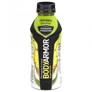 Bodyarmor Superdrink Pineapple Coconut
