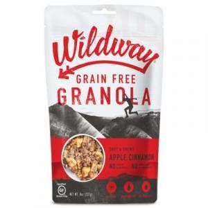 Wildway Grain Free Granola Apple Cinnamon