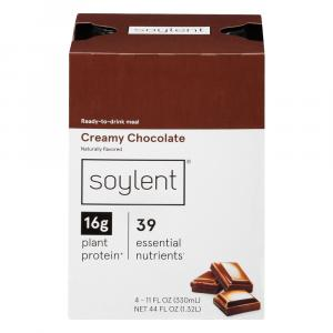Soylent Cacao Ready to Drink Meal Shakes
