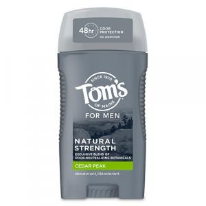 Tom's for Men Cedar Peak Deodorant
