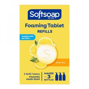 Soft Soap Lemon Foaming Tablet Refills
