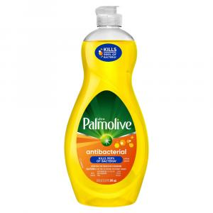 Palmolive Anti-Bacterial Citrus Lemon Dish Liquid