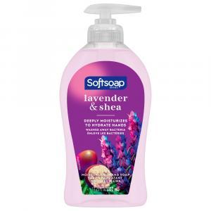 Softsoap Lavender & Shea Liquid Hand Soap