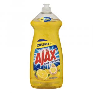 Ajax Lemon Super Degreaser
