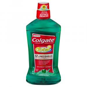 Colgate Total Mouthwash Spearmint Surge