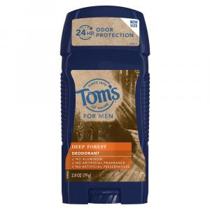Tom's of Maine Long Lasting Men's Deodorant Deep Forest