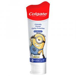 Colgate Minions Mild Bubble Fruit Toothpaste
