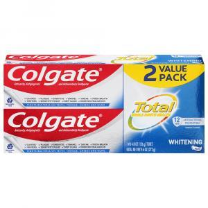 Colgate Total Whitenening Toothpaste