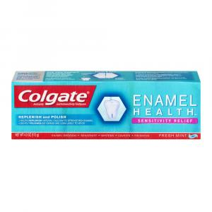 Colgate Enamel Health Sensitivity Relief Toothpaste Mint