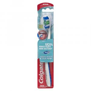 Colgate 360 Toothbrush Full Head Medium
