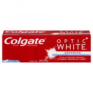 Colgate Optic White Icy Fresh Toothpaste