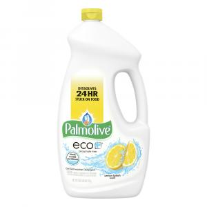 Palmolive Eco Lemon Splash Gel Dishwasher Detergent