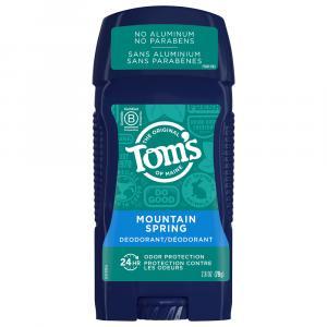 Tom's for Men Mountain Spring Deodorant