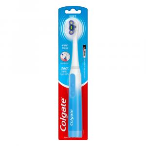 Colgate Adult Floss Tip Soft Sonic Powered Toothbrush