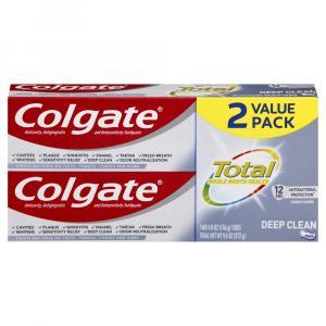 Colgate Total Deep Clean Toothpaste