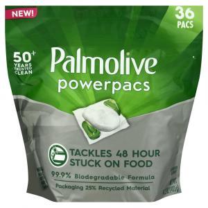 Palmolive Powerpacs Dishwasher Detergent